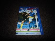 Chesterfield v Accrington Stanley, 2009/10